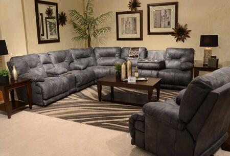 Catnapper 64381122853302853SECP Voyager Sectional Sofas