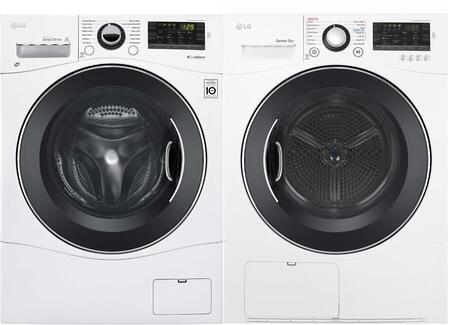 LG 705980 Washer and Dryer Combos