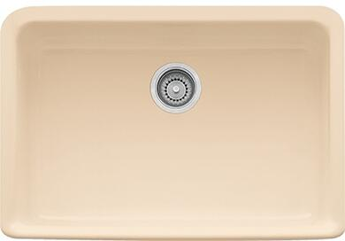 "Franke MHK110-28 Manor House Series 28"" Apront Front Single Bowl Fireclay Sink in"