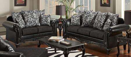 Chelsea Home Furniture 726305SL Lolita Living Room Sets