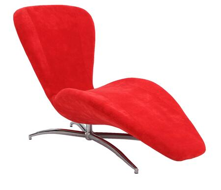Chintaly 2415LNG Reclining Chaise Lounge Chair