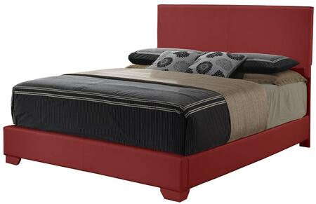 Glory Furniture G1825KBUP  King Size Panel Bed