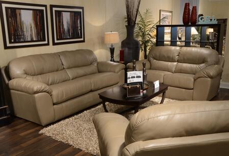 Jackson Furniture Brantley Bonded Leather Ottoman