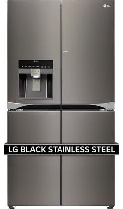 Lg Lpxs30866d 36 Inch Black Stainless Steel Series 4 Door