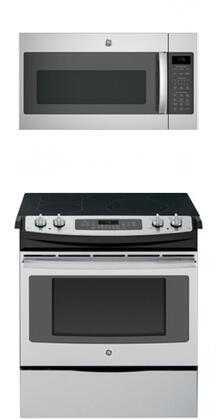 GE 729624 Kitchen Appliance Packages