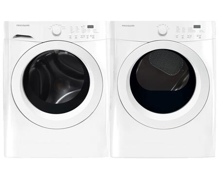 Frigidaire 375226 Washer and Dryer Combos