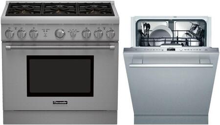 Thermador 739319 Kitchen Appliance Packages