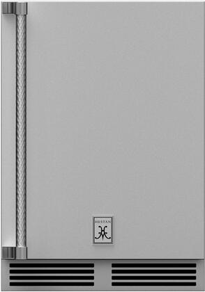 24 in. Refrigerators with Lock Right Hinge