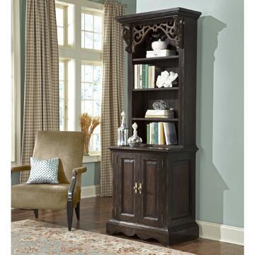 Ambella 06732820001 Wood 3 Shelves Bookcase