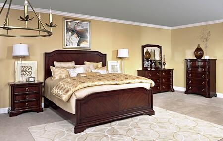 Broyhill 4640QPB2NCDM Elaina Queen Bedroom Sets