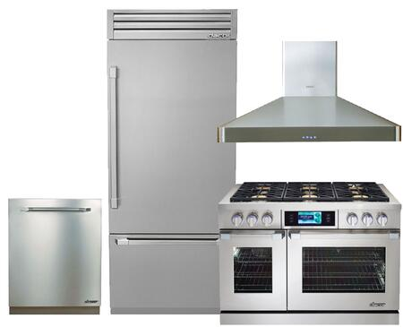Dacor 664416 Discovery Kitchen Appliance Packages