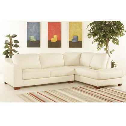 Diamond Sofa ZENRF2PCSECTW  Sofa