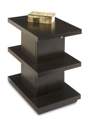 Lane Furniture 1400121 Perfect Fit Series Modern Rectangular End Table