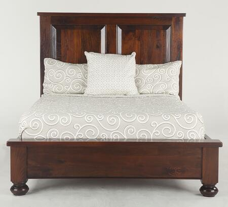 Home Trends & Design ZWCADO25 Chatham Downs Series  Queen Size Panel Bed