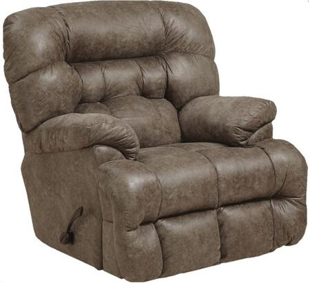 "Catnapper Colson Collection 4624-2 42"" Chaise Rocker Recliner with Sensate Heat, Massage Feature, Comfort Coil Seating Confor-Gel and Soft Polyester Upholstery"