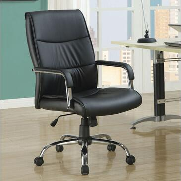 """Monarch I4290 23"""" Contemporary Office Chair"""