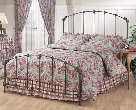 Hillsdale Furniture 346BQR Bonita Series  Queen Size Panel Bed