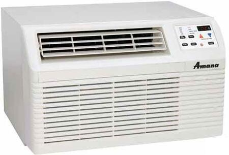 Amana PBC093E00BB Wall Air Conditioner Cooling Area,