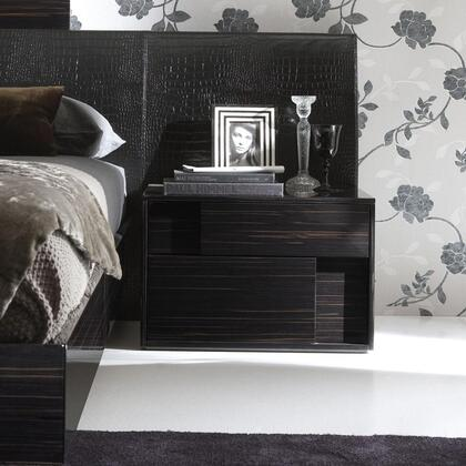 Rossetto T412500000003 Nightfly Series  Wood Night Stand