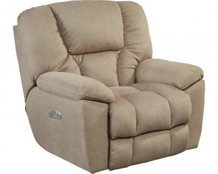 Catnapper 647617277956 Owens Series Fabric Metal Frame  Recliners