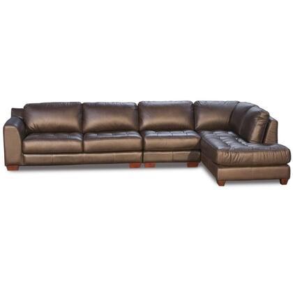 Diamond Sofa ZENRF3PCSECTM Zen Series  Sofa