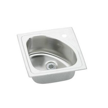 Elkay BLGRE15151 Top Mount Sink