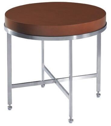 Allan Copley Designs 2060102LT Galleria Series Contemporary Rectangular End Table