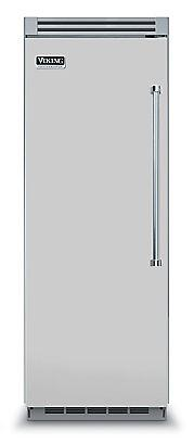 """Viking VCFB5302L 30"""" Built-In All-Freezer with 15.9 cu. ft. Capacity, Left Hinge, ProChill Temperature System, Electronic Controls, Adaptive Defrost, Wire Baskets and Ice Bins, in"""