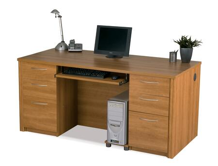 Bestar Furniture 60850 Embassy executive desk kit