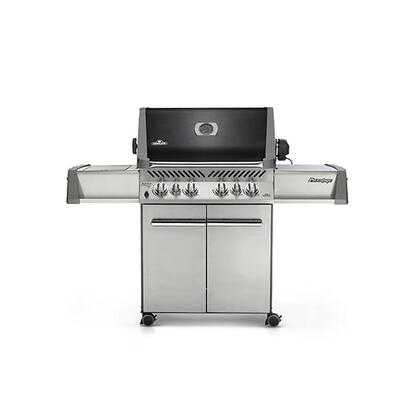 A Front Look at the Prestige Grill