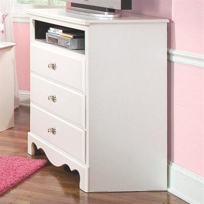 Standard Furniture 50256 Spring Rose Series  Chest