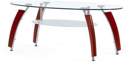 Global Furniture USA 138MC Modern Table