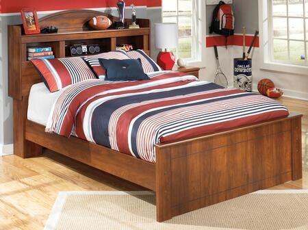 Milo Italia BR355524073 Vasquez Series  Twin Size Bookcase Bed