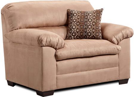 Simmons Upholstery 3685015VELOCITYLATTE