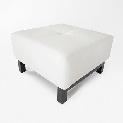 Innovation 94748264C5883 Bifrost Series Contemporary Fabric Ottoman