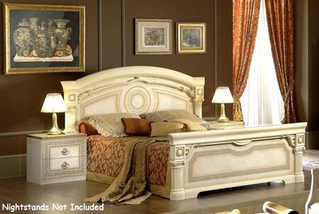VIG Furniture VGCAAIDA Modrest Aida - Traditional California King Bed Set Made In Italy