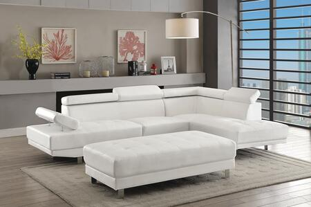 Glory Furniture G449SCSET Milan Sectional Sofas