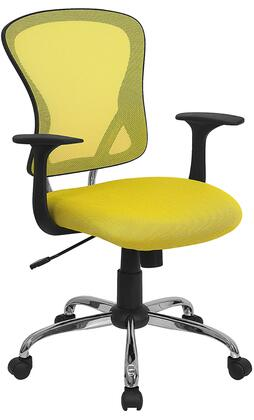 "Flash Furniture H8369FYELGG 22.25"" Contemporary Office Chair"