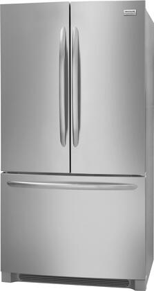 ... Frigidaire Gallery Side View ...