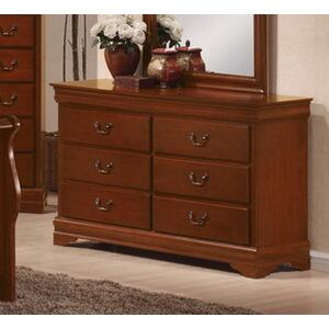 Acme Furniture 00395 Louis Philippe Series  Dresser