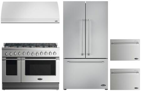 DCS 719365 Kitchen Appliance Packages