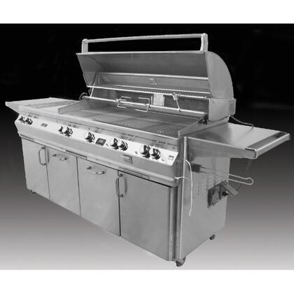 FireMagic E1060S2A1P71 Freestanding Liquid Propane Grill