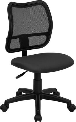 "Flash Furniture WLA277GYGG 22"" Contemporary Office Chair"
