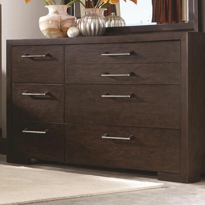 Coaster 204463 Berkshire Series Wood Dresser