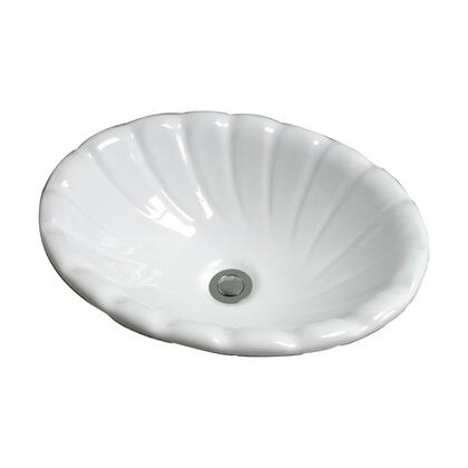 Barclay 4465WH White Sink