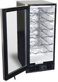 "Scotsman SCV321SC 15"" Stainless Steel Built-In Wine Cooler"