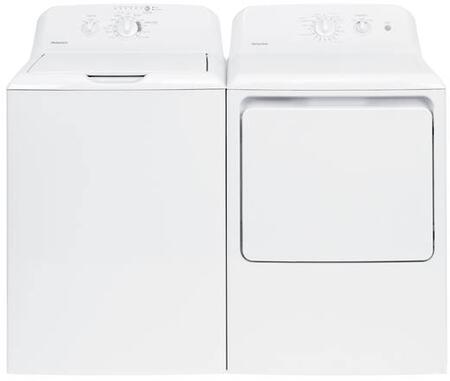 Hotpoint 730082 Washer and Dryer Combos