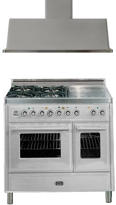 Ilve 721520 Kitchen Appliance Packages
