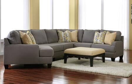 Milo Italia MI9452LCSECOALLO Peyton Living Room Sets