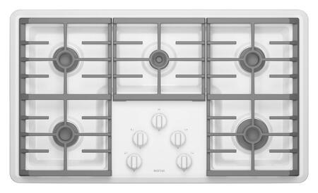 Maytag MGC7536WW  Gas Sealed Burner Style Cooktop
